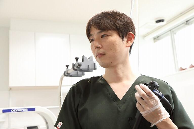 消化器専門医、内視鏡専門医による丁寧な人間ドック(内視鏡ドック)